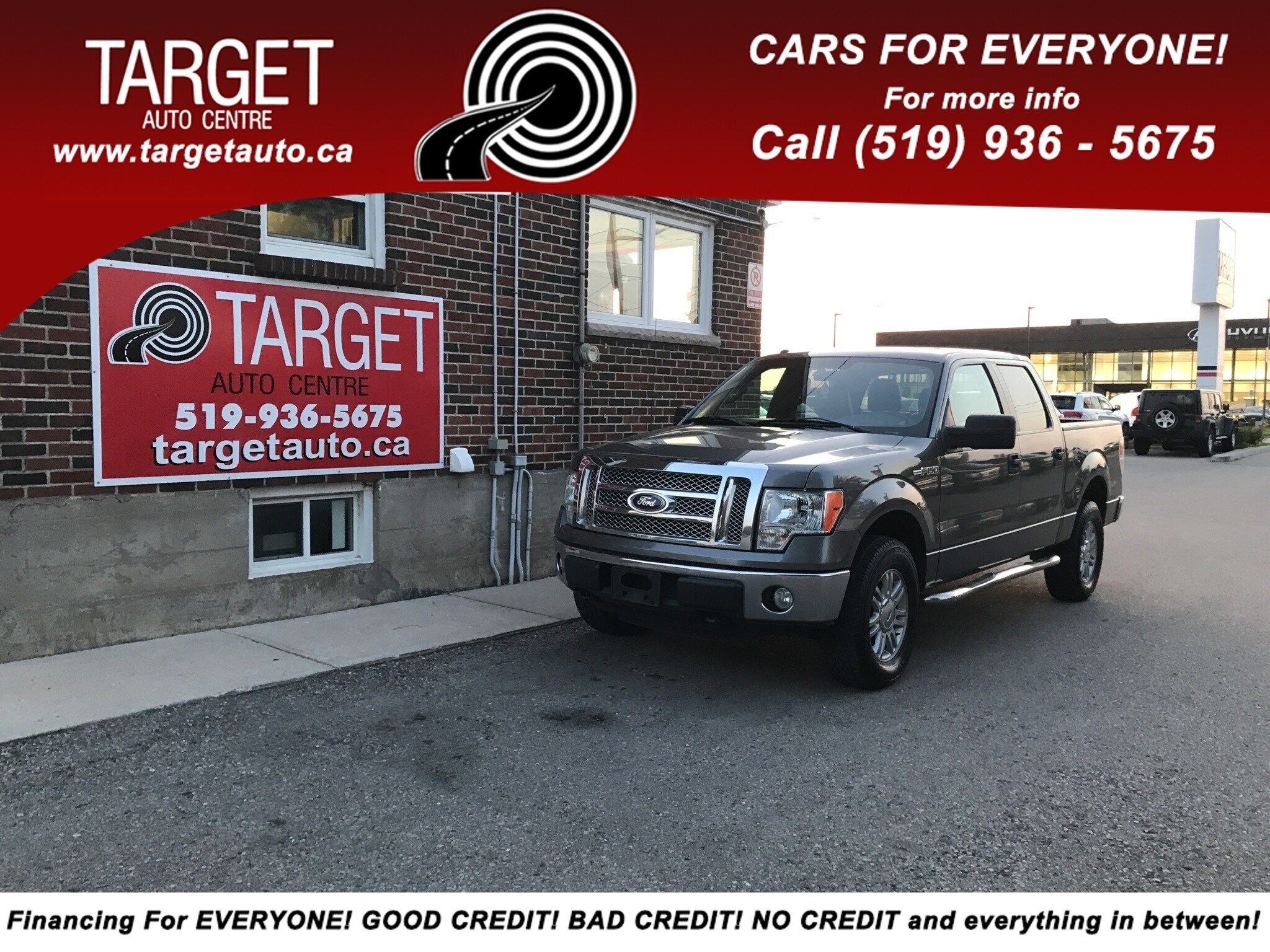 Used Cars for Sale London ON - Target Auto Centre